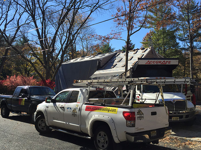 Roof Replacement, Upper Makefield, PA