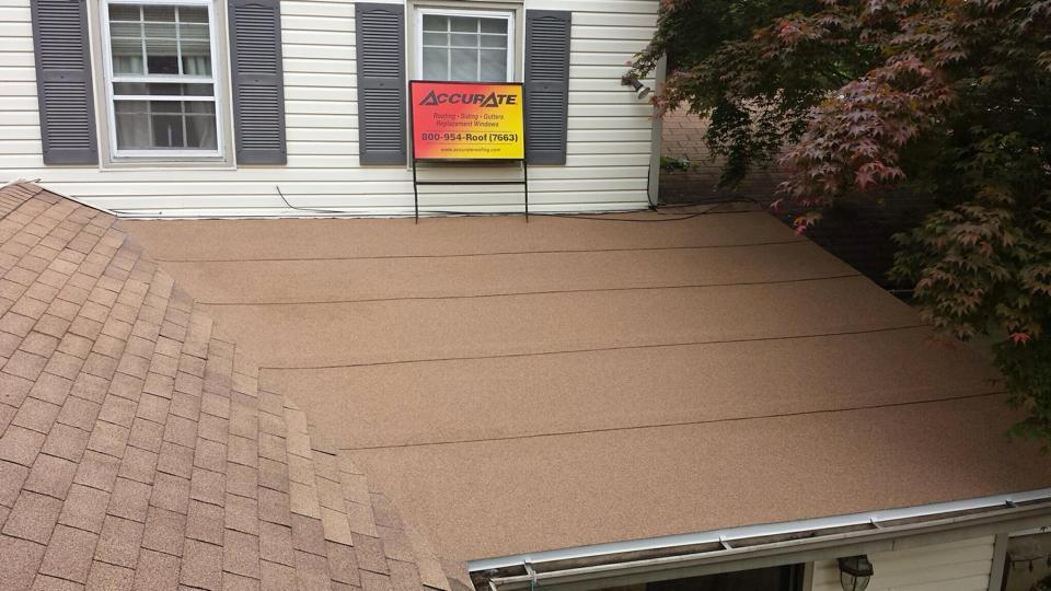 Flat Roof Replacement, Upper Makefield, PA