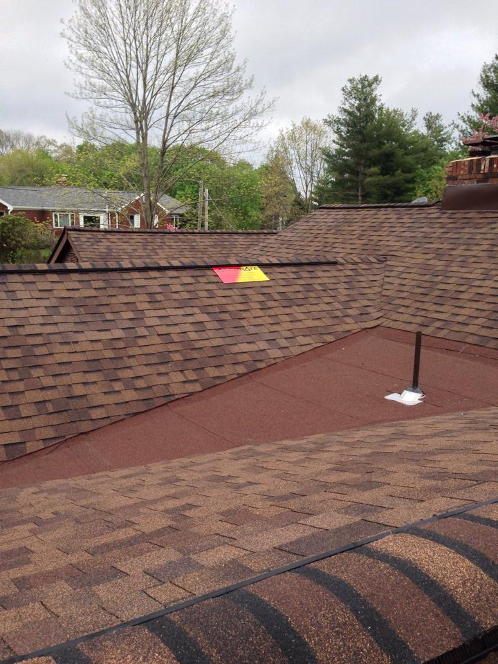 Low Slope Roof Replacement, Princeton, NJ