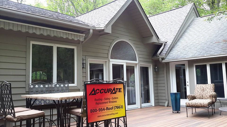 Accurate Roofing And Siding Jobs Photo Gallery