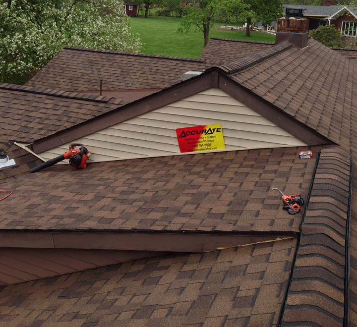 Low Slope Roof Replacement
