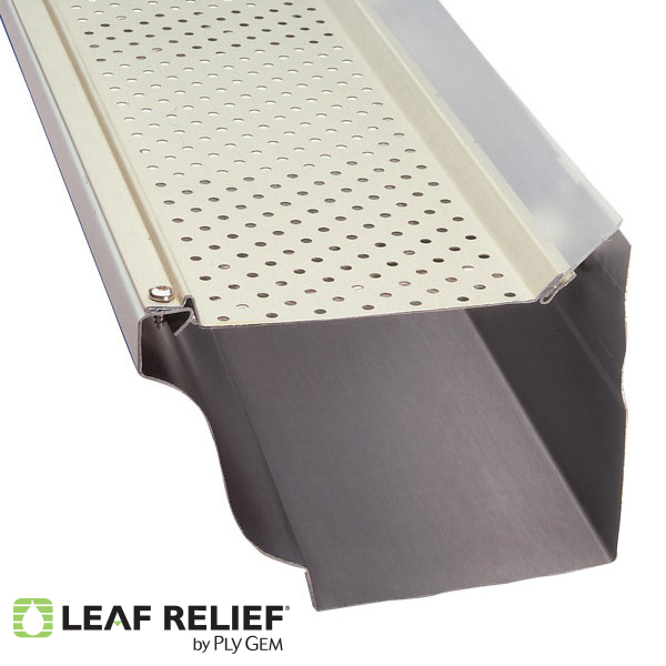 Leaf Relief gutter guard image
