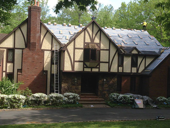 New roof-Princeton-NJ