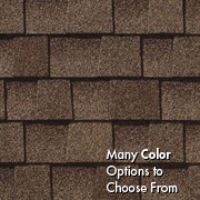 Timberline® Natural Shadow roofing shingles