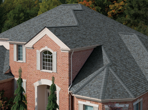 Owens Corning TruDefinition Shingle roof