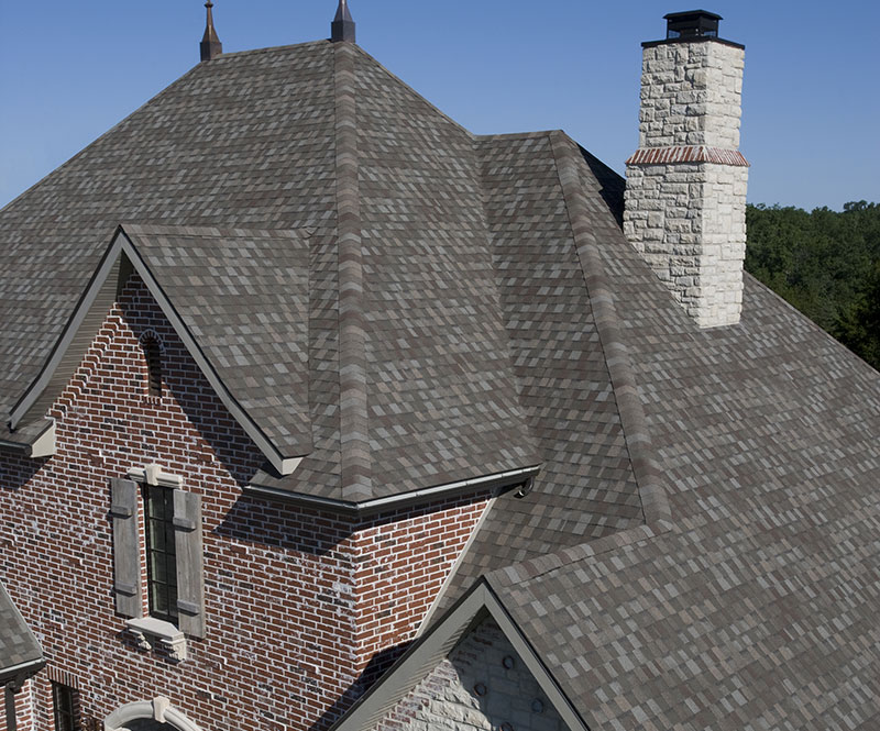 TAMKOu0027s American Heritage Series Laminated Asphalt Shingles Offer The  Rustic Beauty Of Wood Without The High Cost And Safety Concerns.