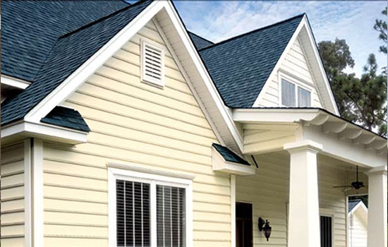 Siding and trim services