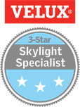 Accurate Roofing is a 3 Star Skylight Specialist
