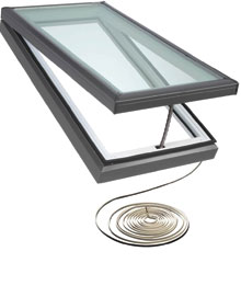 Fresh Air Electric Skylight