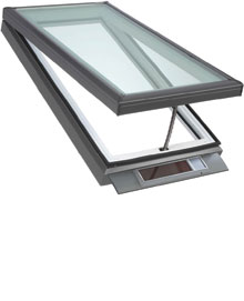 Fresh Air Solar Skylight