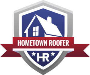 Hometown Roofer logo