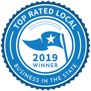 2019 Top Rated Local business award